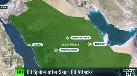 Saudi oil spikes on turmoil & sifting through steel struggles