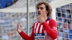 Barca-bound? Antoine Griezmann bids farewell to Atletico Madrid ahead of rumored switch to Barcelona