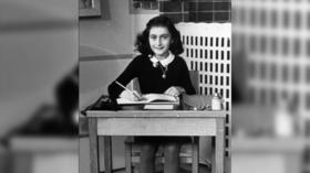 'Hateful, ignorant, pedophilic': Harvard magazine slammed for FAKE IMAGE of Anne Frank in bikini