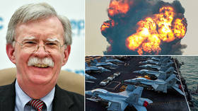 War with Iran would be 'like Christmas' for John Bolton – Tucker Carlson