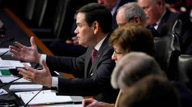 US won't start war with Iran… at least that's what prominent coup enthusiast Rubio says