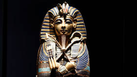 Mystery surrounding strange yellow glass adornment of King Tut finally cracked