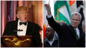 'JOKE, NYC HATES HIM': Trump mocks 'beauty' de Blasio's presidential bid