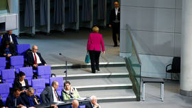 Merkel 'unavailable for any political office' after serving out 4th term as chancellor