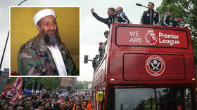 English club Sheffield United revealed to have been partly funded by Osama Bin Laden family