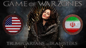 ICYMI: Game of War Zones: Trumpgaryans vs Iranisters