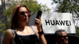Huawei's  5G 'will absolutely not be affected' by US blacklist, founder says