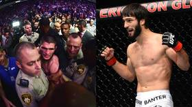 Clearing the way? Khabib Nurmagomedov's cousin and training partner set to face Nevada Commission