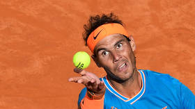 '1st bagel in Djodal match!' Ruthless Rafa Nadal wins 1st set 6-0 in Rome Masters against Djokovic