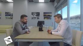 Raw Take Vlog: Formula One in Sochi, featuring F1 racer Sergey Sirotkin (E2)
