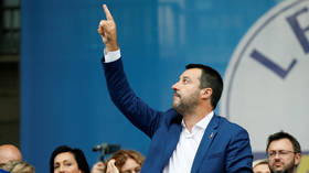 China cannot be in control of sensitive data in Italy – Salvini