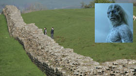 Game of Thrones-loving tourists are destroying 2000yo Hadrian's Wall (PHOTOS)