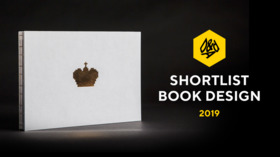 #Romanovs100 AR photo album shortlisted at D&AD 2019 design awards