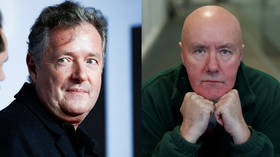Piers Morgan calls Game of Thrones 'over-hyped garbage,' Irvine Welsh calls him a 'dozy wanker'