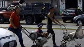 Seizure of Caracas' oil assets by US endangers lives of sick Venezuelan kids treated abroad – FM
