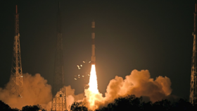 'Our eyes in the sky': India launches all-weather satellite to control borders