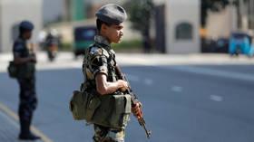 Sri Lanka's president extends emergency for month