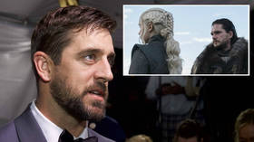 NFL star Aaron Rodgers unleashes SPOILER-FILLED rant at his disappointment in Game of Thrones finale