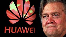 'Shutting down' Huawei '10 times more important' than trade deal with China – Bannon