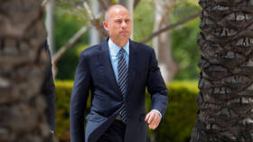 'Creepy porn lawyer' Avenatti charged with defrauding his client Stormy Daniels