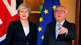 Juncker predicts further Brexit delay, hitting out at MPs prioritising May's downfall over a deal