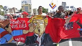 'My daughter could die': US sanctions hit Venezuelan girl's medical treatment