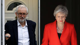 Labour leader Corbyn calls for immediate general election as UK PM Theresa May resigns