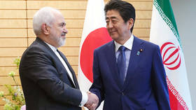 Japan's PM Abe mulling visit to Iran – report
