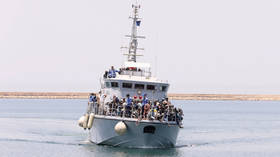Libyan Navy rescues almost 300 migrants off Tripoli coast