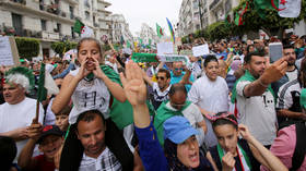 Thousands of protesters demand reforms in Algeria, presidential election delay