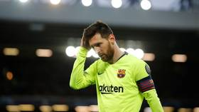 'Liverpool is in my head': Lionel Messi still tormented by Champions League heartbreak