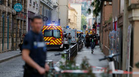 Explosion in French city of Lyon, at least 8 injured
