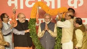 Indian Elections: Narendra Modi's BJP Wins LANDSLIDE Victory Against Rahul Gandhi's Congress (E750)