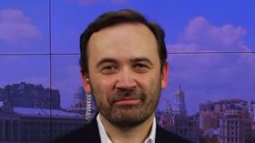 Stand-up politics? Ft. Ilya Ponomarev, former member of the Russian Parliament