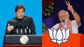 Pakistan's PM vows to work together with India's Modi, after states nearly went to war in February