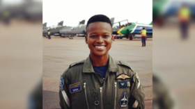 'I love it': S. Africa's first black female fighter pilot takes internet by storm (PHOTOS, VIDEOS)