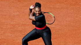 Catsuit out, zebra print in: Will Serena Williams' outfit shock at Roland Garros again?