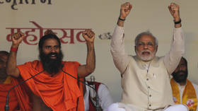 Strip third-born children of rights, says yoga guru close to Modi, forgets Modi is a 3rd child