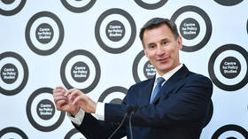 'Consistent in his inconsistency': Jeremy Hunt roasted online over stance on no-deal Brexit