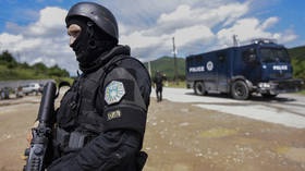 Serbian army on high alert amid Kosovo police raids in ethnic Serb area
