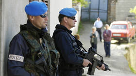 Russian UN employee arrested by Kosovo police released, taken to hospital with 'heavy head injuries'
