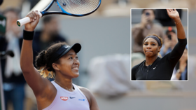 World number one Osaka mirrors Serena Williams' win, surviving 3-set thriller at French Open