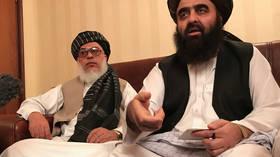 Taliban insurgents want peace, senior leader says at Moscow talks