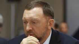 Collusion proof? Russian businessman Deripaska says he spent $20 million on FBI op under Mueller