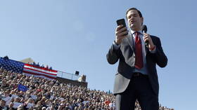 Marco Rubio tweets Bible verse about 'scoffers,' Twitter scoffs