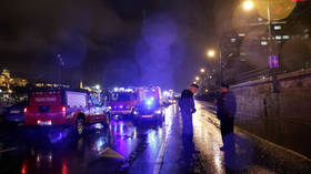 7 killed after tourist boat with dozens on board capsizes in Budapest