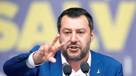 Italy's Deputy PM Salvini rules out early elections