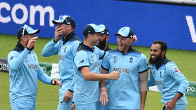 'Catch of the century!': Stokes stuns crowd with one-handed catch at Cricket World Cup (VIDEO)