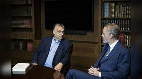 The PC era was 'invented by small group of ideologues': Peterson & Orban hit it off at first meeting