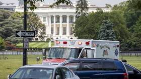 Man who set himself on fire outside White House dies, motive remains a mystery (GRAPHIC VIDEO)
